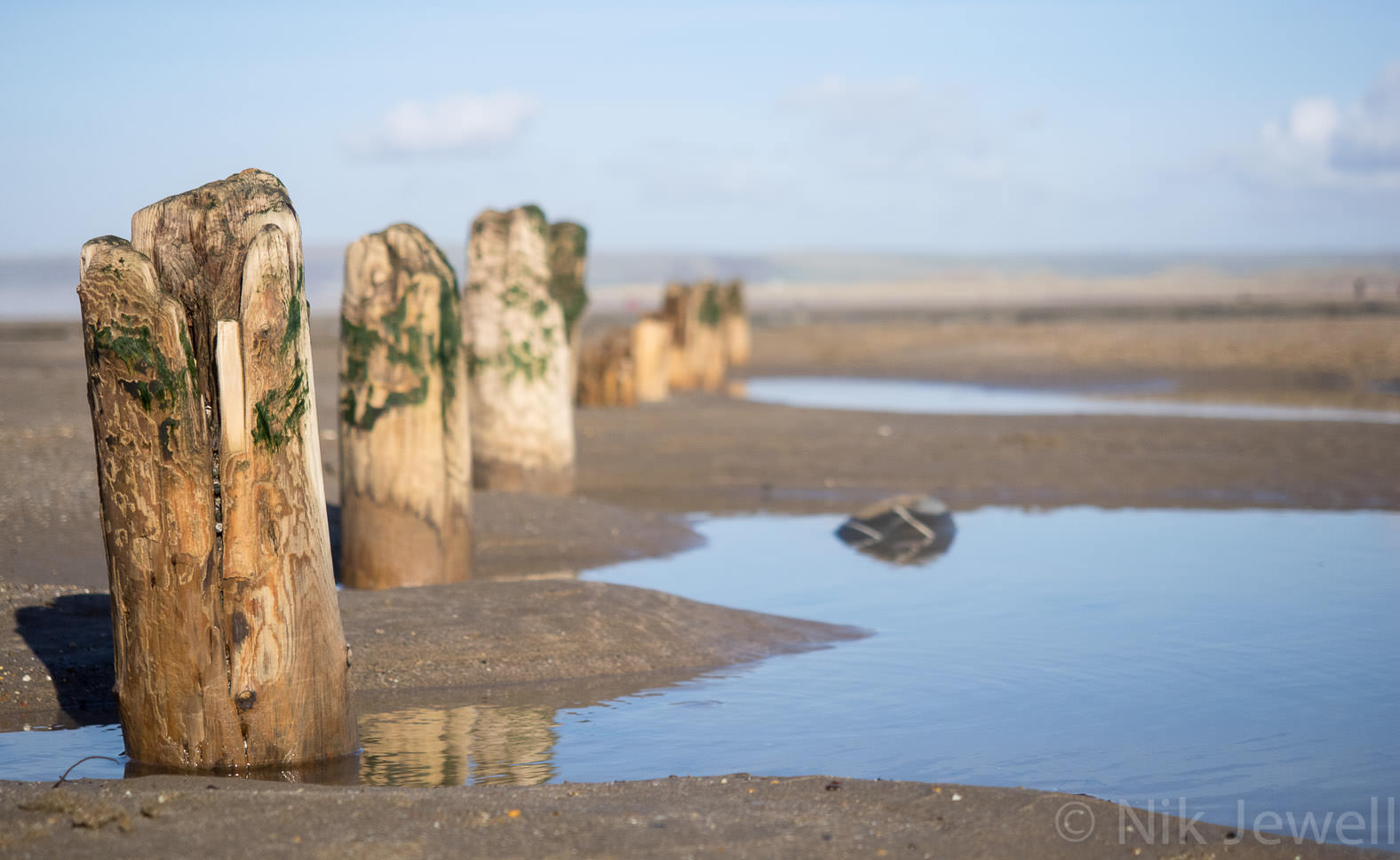 Before-Exposed Posts, Westward Ho!