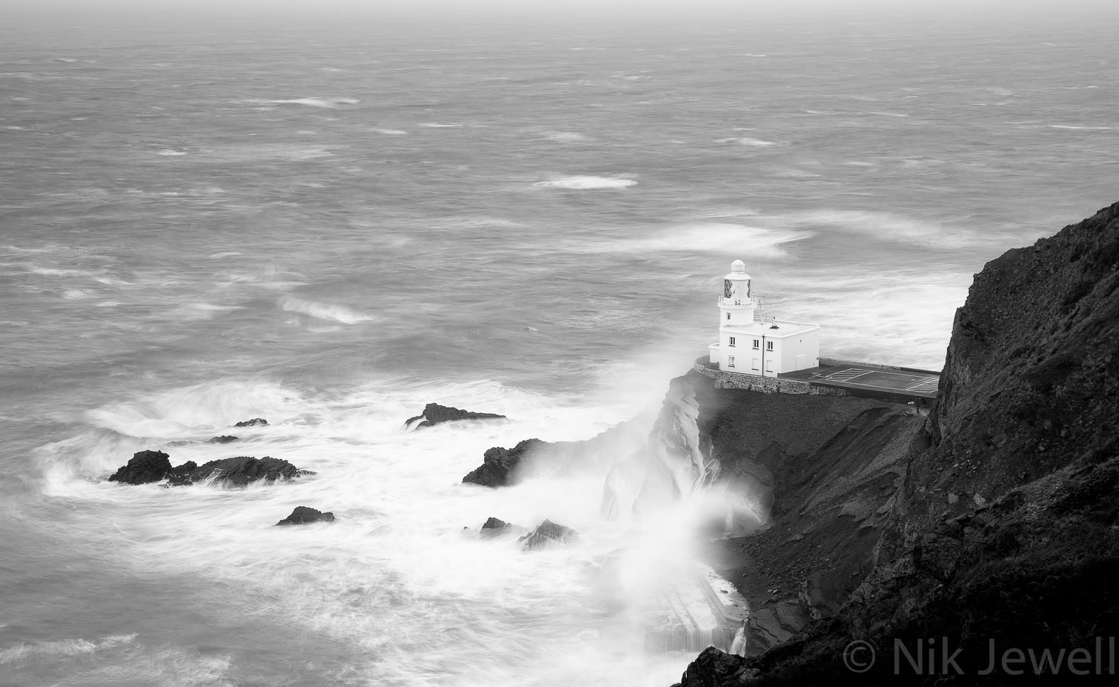 After-Maelstrom, Hartland Point