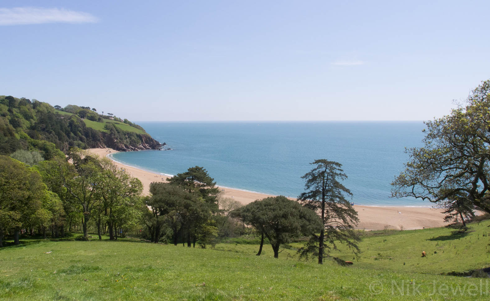 Before-Summer, Blackpool Sands