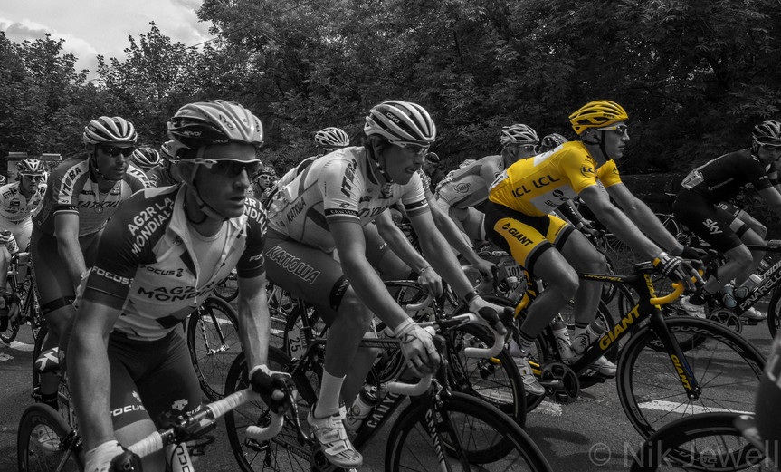 TdeF 11: Addingham, Marcel Kittel in yellow