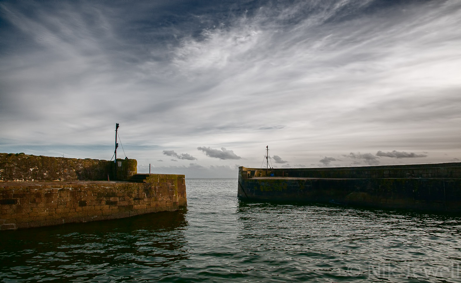 After-Charlestown Harbour
