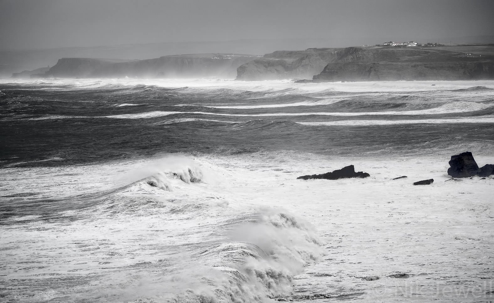 After-Swell, Millook Haven