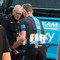 TdeF 08: Harrogate, Chris Froome and Dave Brailsford
